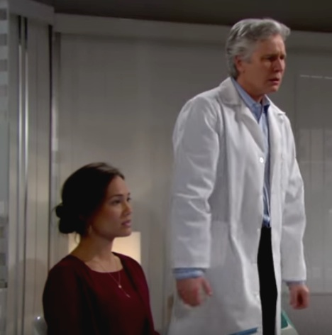 The Young and the Restless Cast, The Young and the Restless Actors, Dr. Neville Photos, Michael E. Knight Photos, Nadine Nicole Photos, Gwen Randall Photos