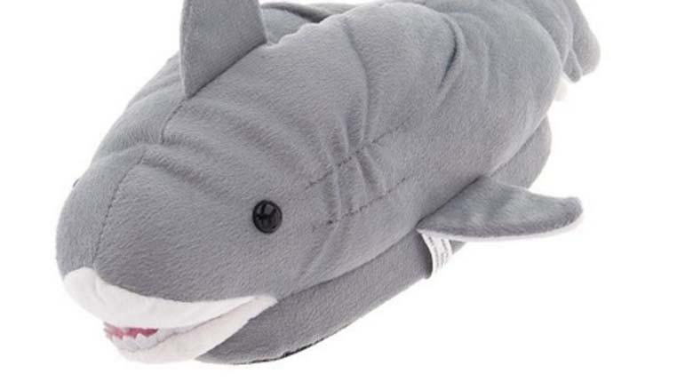 Happy Feet Slippers on Shark Tank