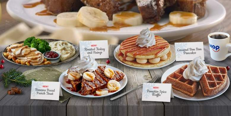 Ihop Christmas Hours 2020 IHOP Holiday Hours Near Me & Christmas Day Menu Locations | Heavy.com