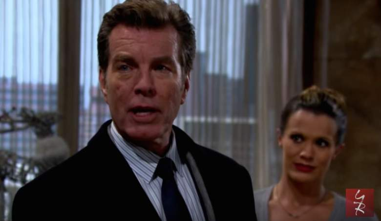 the young and the restless cast, the young and the restless actors, peter bergman photo