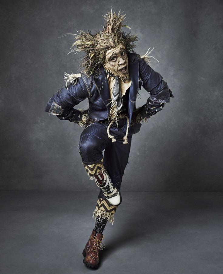 Elijah Kelley, Elijah Kelley Ease On Down the Road, Elijah Kelley The Scarecrow, The Scarecrow The Wiz Live, Michael Jackson The Wiz