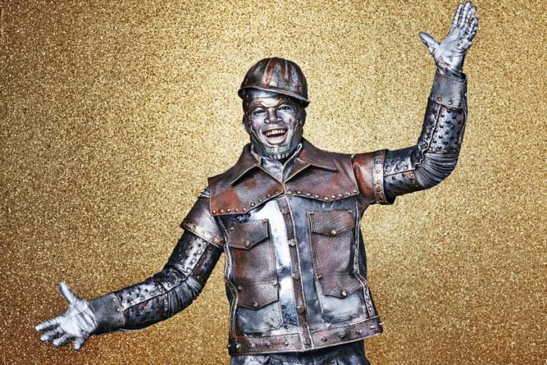 Ne-Yo, Ne-Yo The Wiz Live!, The Wiz Live Performances, Ne-Yo If I Could Feel, The Wiz Live Cast, The Tin Man The Wiz Live, Tin Man The Wiz