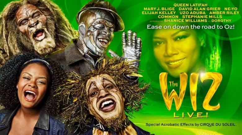 The Wiz Live!, The Wiz Live! Soundtrack, Buy The Wiz Live! Soundtrack, Buy The Wiz Live! DVD, Buy The Wiz Live! CD