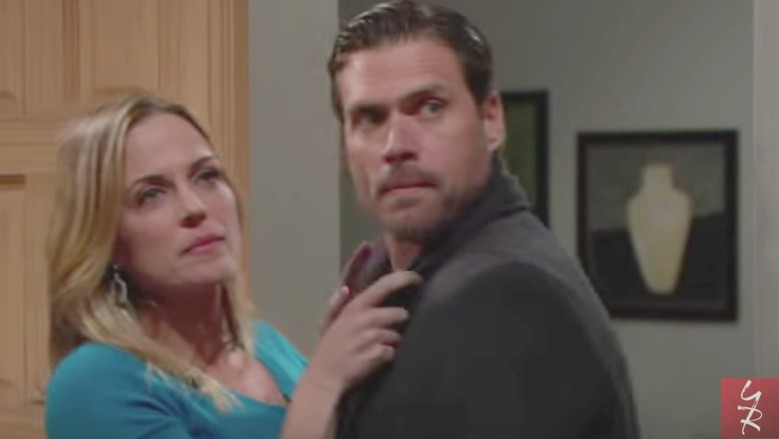 The Young and the Restless Cast, The Young and the Restless Actors, Joshua Morrow Photos, Nick Newman Photos, Sage Newman Photos, Kelly Sullivan Photos