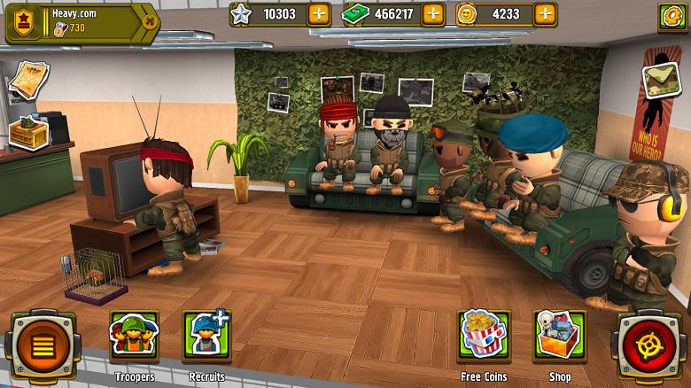 Pocket Troopers