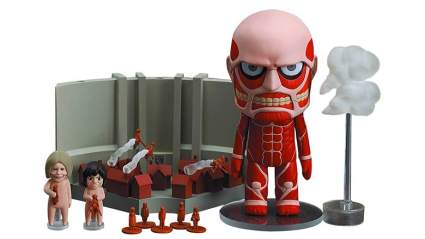 attack on titan toys
