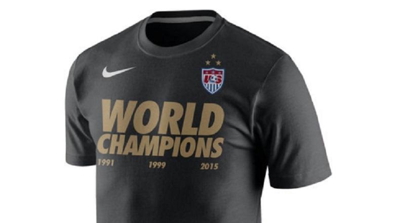 uswnt soccer gear shirts