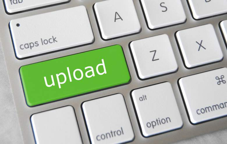 upload, cloud storage