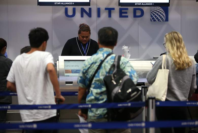 united airlines blizzard delays, united airlines blizzard canceled