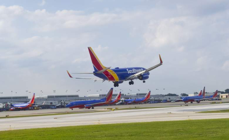southwest airlines cancelations