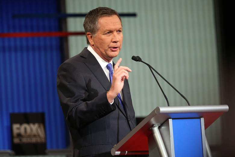 John Kasich polls, John Kasich New Hampshire, John Kasich Iowa