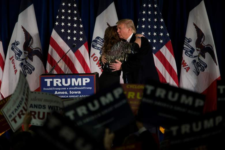 Donald Trump polls, Donald Trump Iowa, Donald trump New Hampshire, Donald Trump Sarah Palin