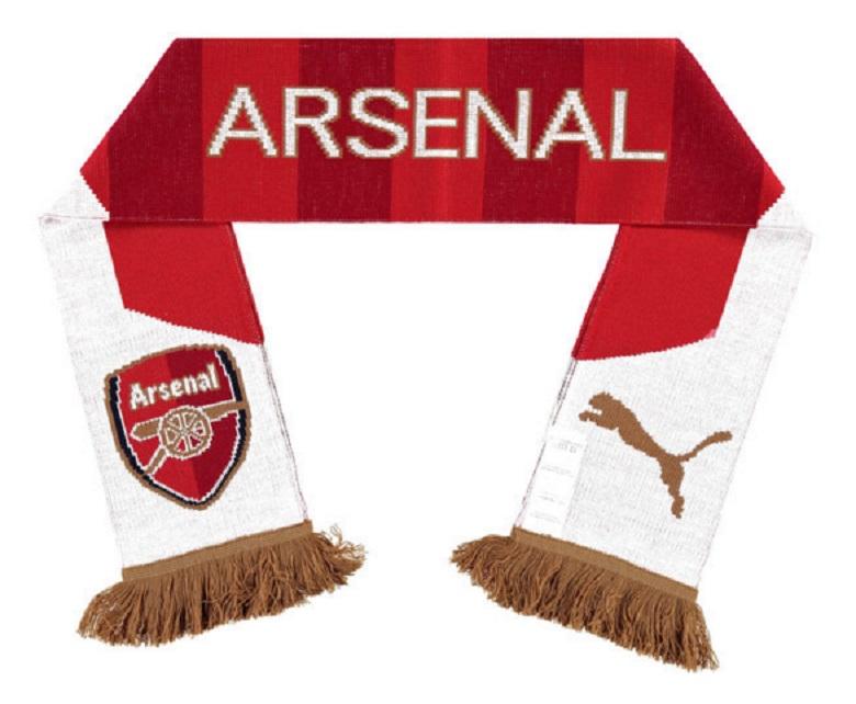 arsenal fc merchandise