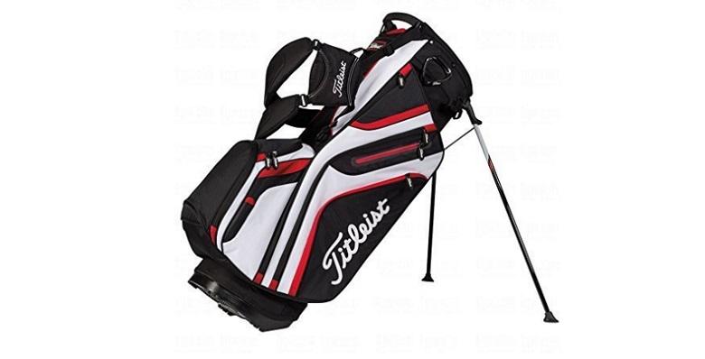 titleist mens golf stand bags best