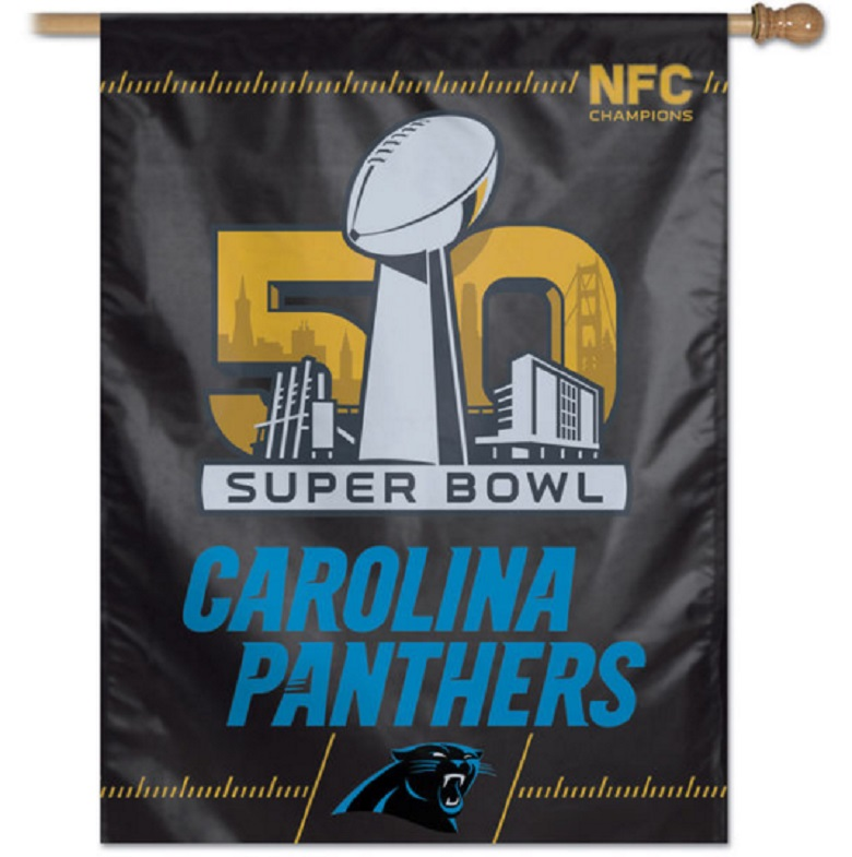 panthers super bowl 50 gear