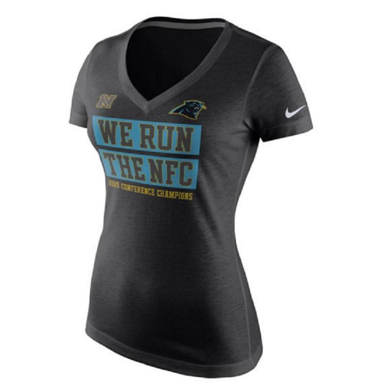 panthers nfc champions apparel shirts