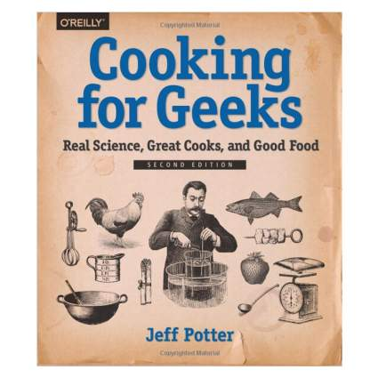 funny geek cookbook