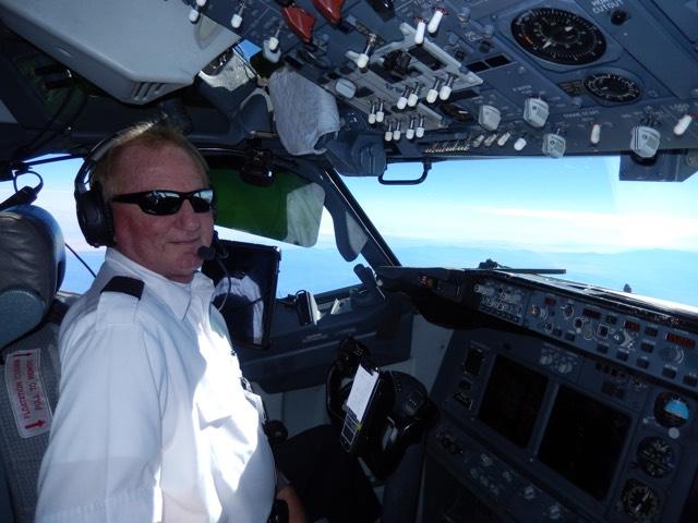 David Arntson, David Arntson, David Hans Arntson, David Arntson alaska airlines, pilot david arntson