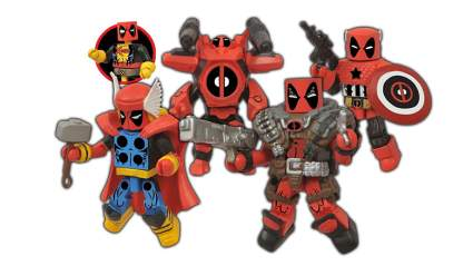 deadpool diamond select
