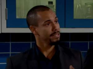 the young and the restless cast, the young and the restless actors, devon hamilton photos, bryton james photos