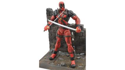 diamond select toys deadpool