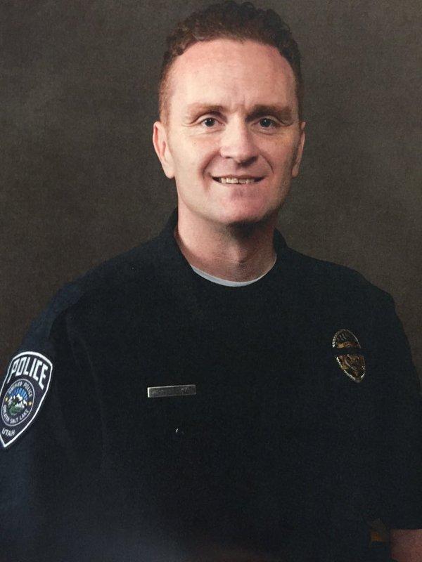 Officer Douglas Barney, Officer Doug Barney, Officer Douglas Barney Utah, Doug Barney Utah, Doug Barney Unified Police Utah killed