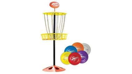 frisbee mini golf