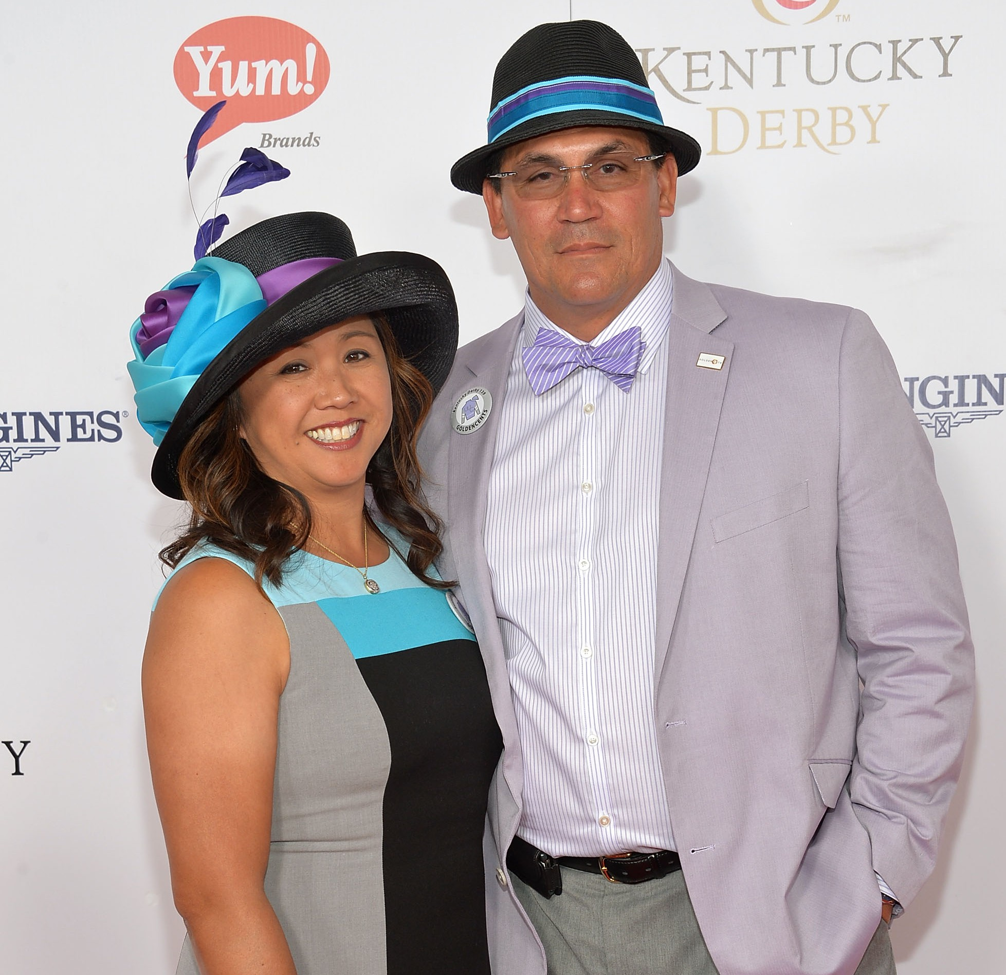 ron rivera, wife, stephanie, married, panthers coach, family, stephanie rivera