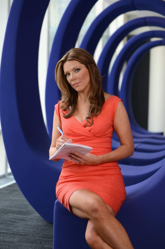 Trish Regan husband, Trish Regan children, Trish Regan GOP debate