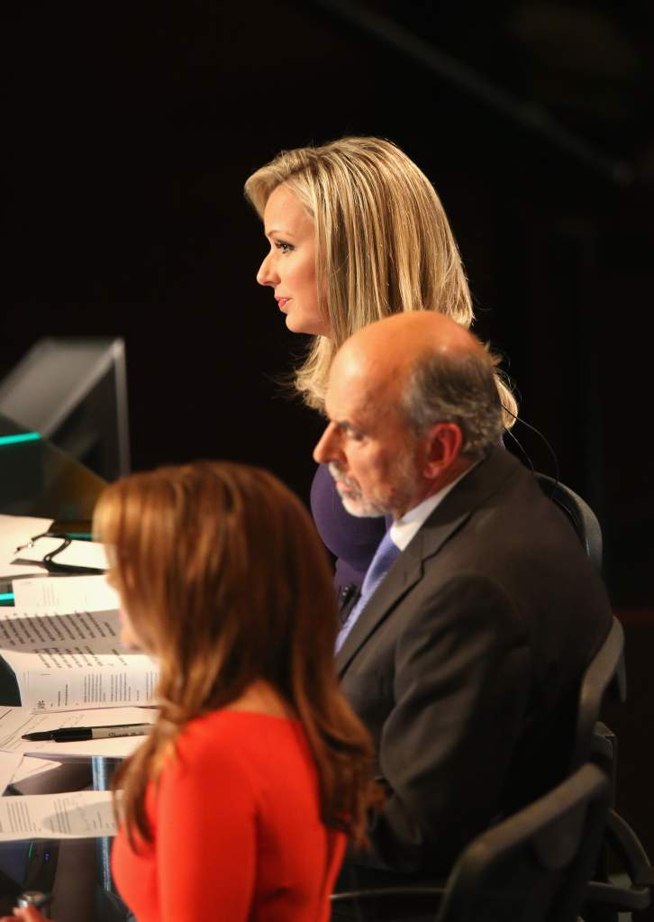 Sandra Smith debate, Sandra Smith Fox Business, Sandra Smith undercard debate