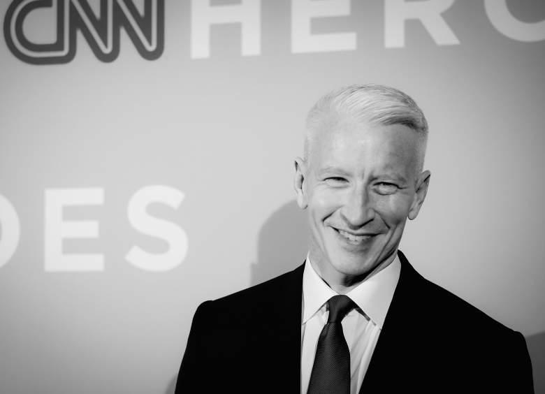 Anderson Cooper CIA, Anderson Cooper Gay, Anderson Cooper Haiti