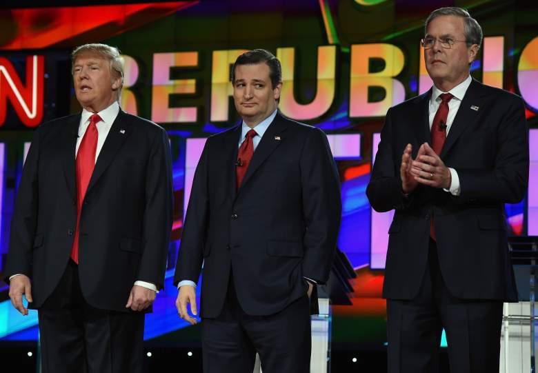 next GOP debate, GOP debate South Carolina, Donald Trump and Ted Cruz and Jeb Bush