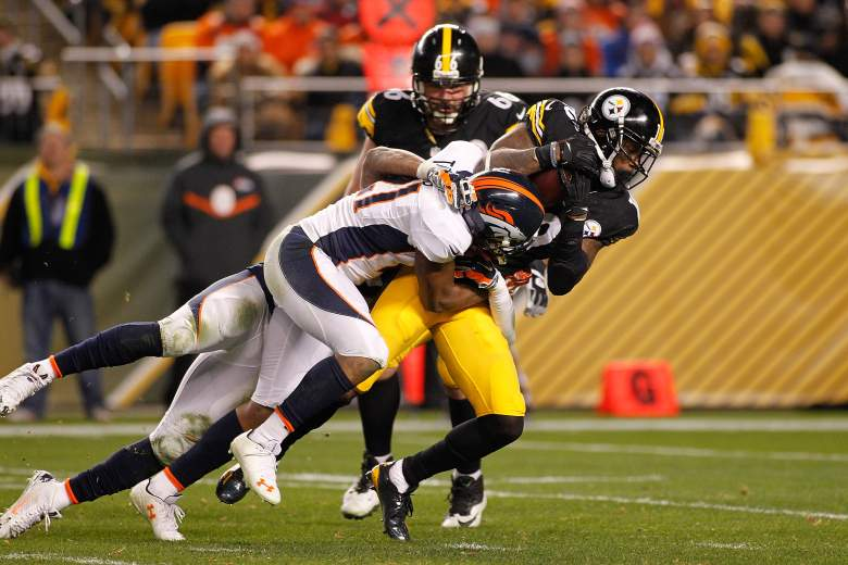 Denver Broncos and Pittsburgh Steelers, spread, odds, line, over, under, betting