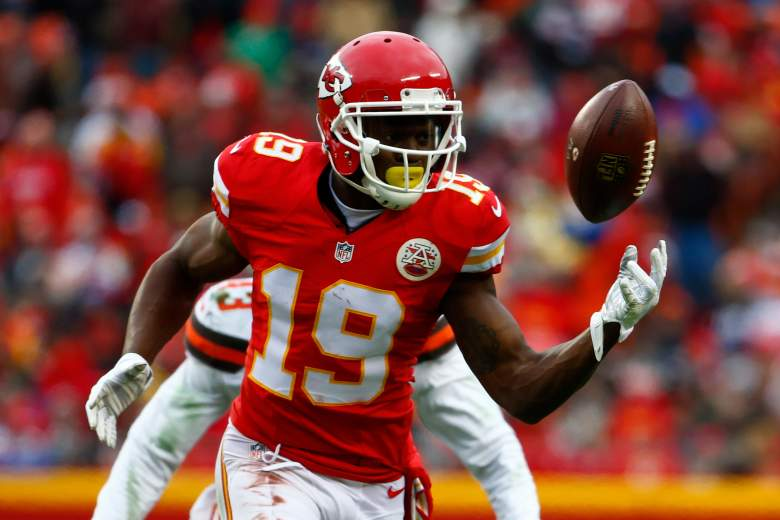 Jeremy Maclin, Kansas City Chiefs and Oakland Raiders, point spread, odds, pick, prediction, vegas, betting