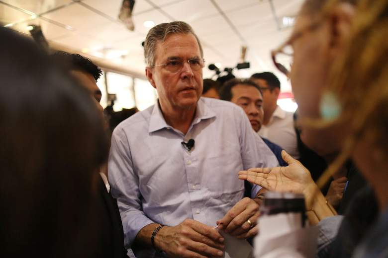 Jeb Bush polls, Jeb Bush New Hampshire, Jeb Bush Iowa