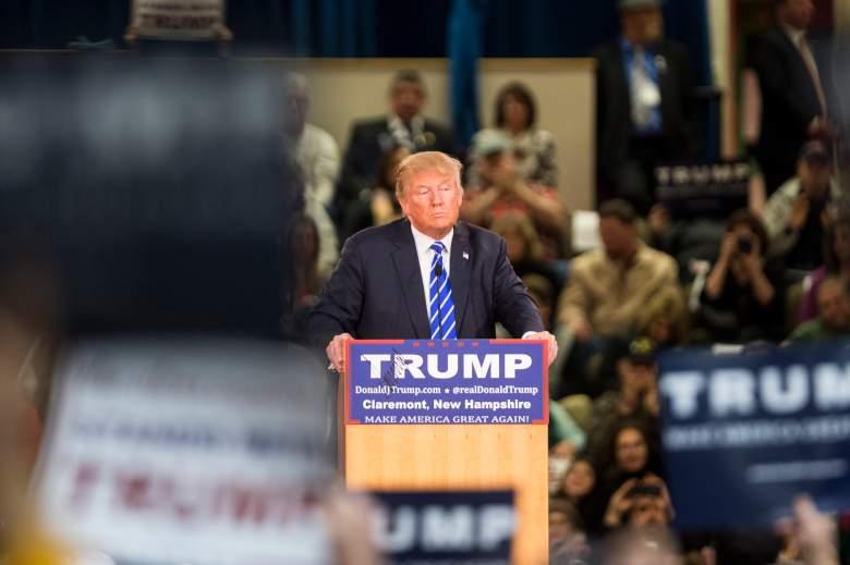 Donald Trump, Donald Trump polls, Donald Trump New Hampshire, Donald Trump Iowa