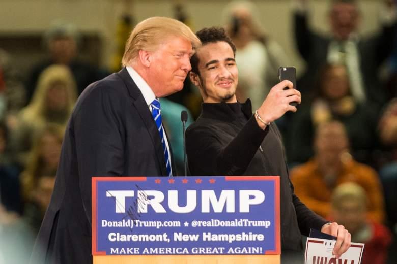 Donald Trump, Donald Trump polls, Donald Trump New Hampshire