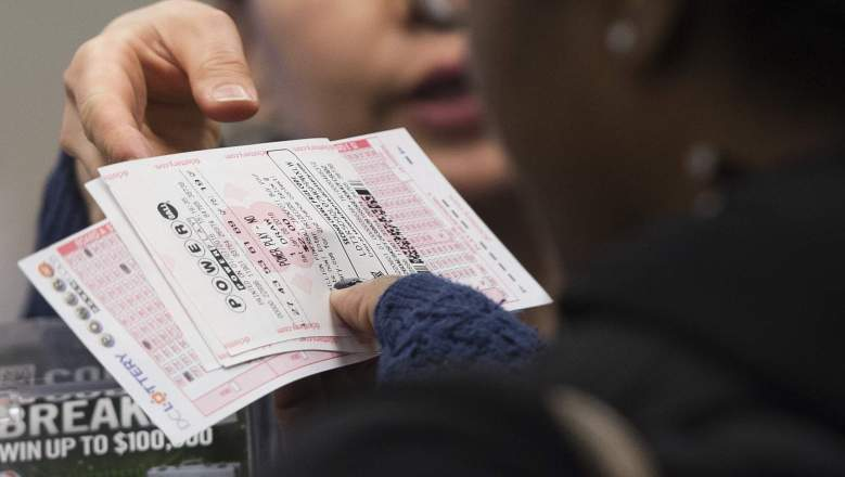 when is powerball, who won powerball