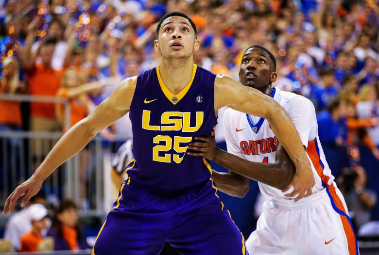 Ben Simmons (Photo by Rob Foldy/Getty Images)