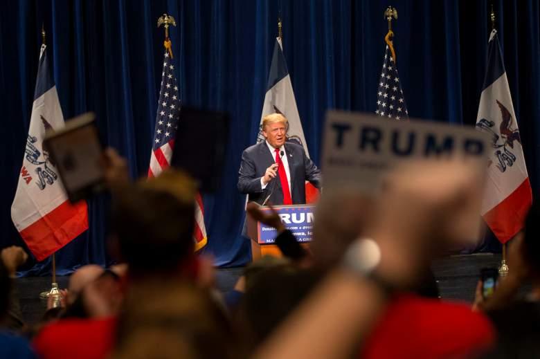 Donald Trump, Donald Trump polls, Donald Trump Iowa
