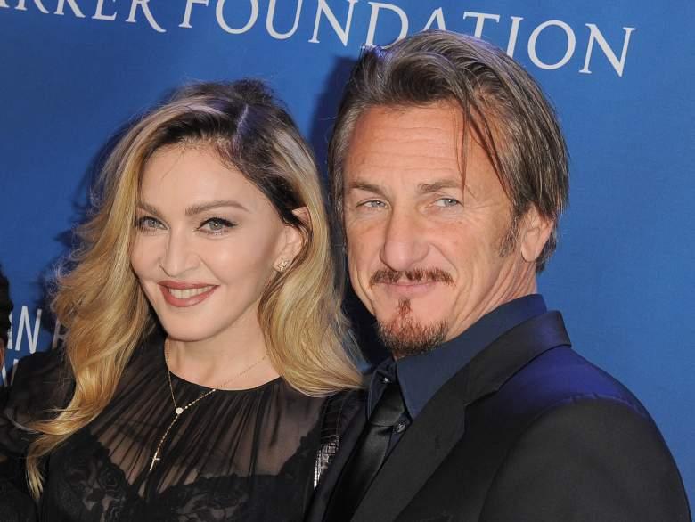 Madonna, Sean Penn, Are Madonna And Sean Penn Dating Again, Madonna And Sean Penn Back Together