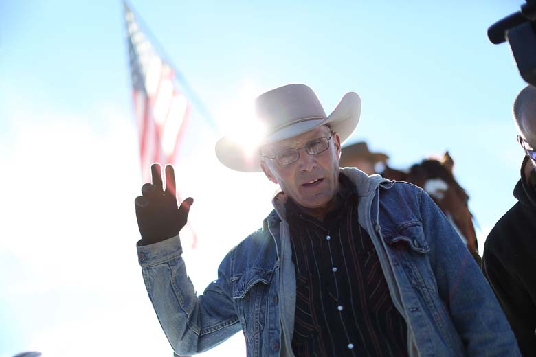 LaVoy Finicum funeral