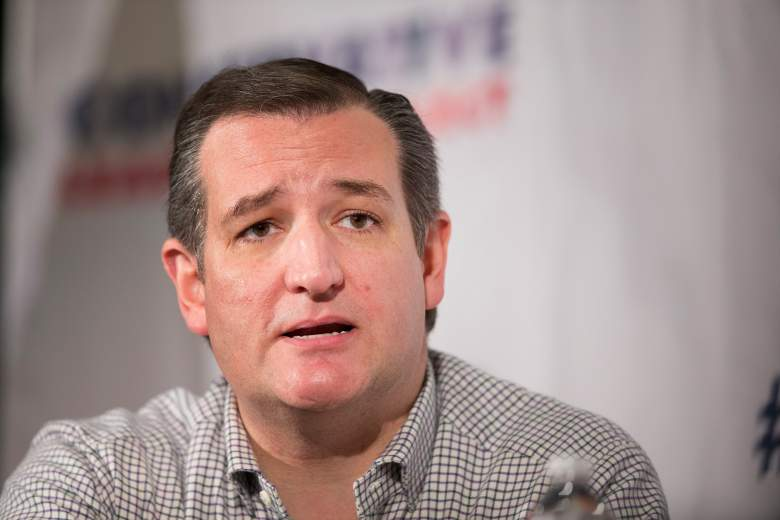 Cruz, here campaigning in South Carolina, holds the Des Moines Register polling edge in Iowa, though other recent polls disagree. (Getty)
