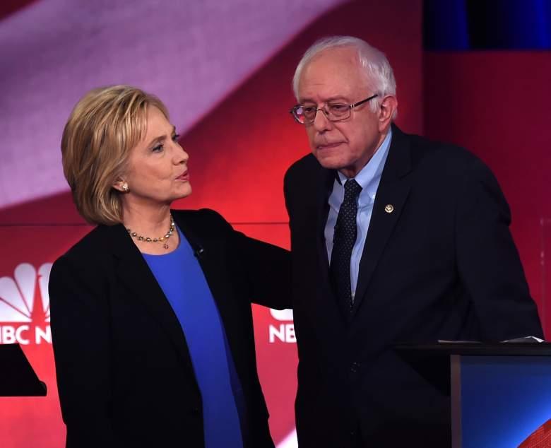 Bernie Sanders debate, Hillary Clinton debate, Democratic debate tonight