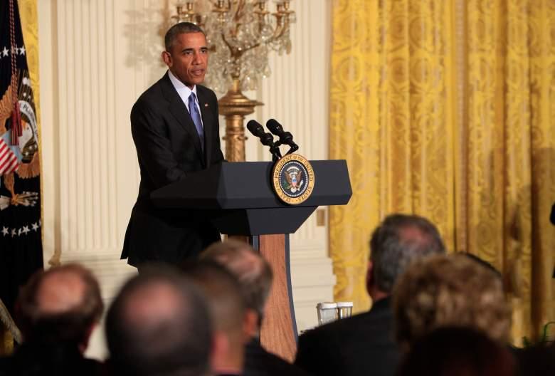 Obama endorsement, Democratic polls, Obama Hillary Clinton