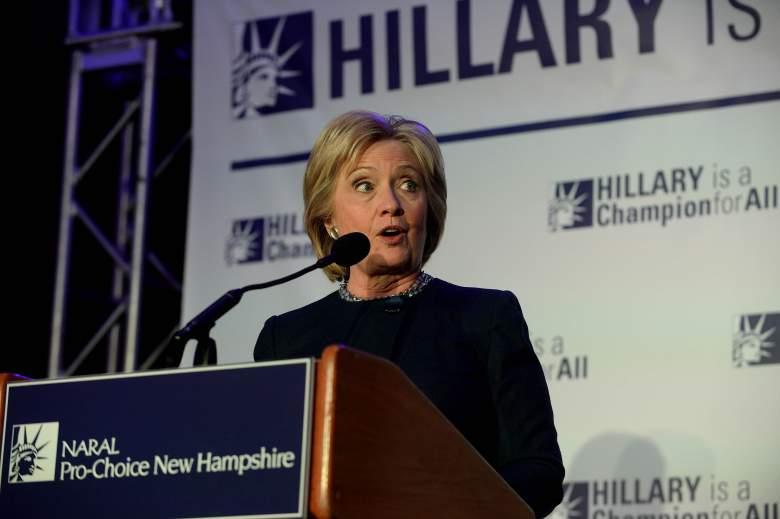 HIllary Clinton polls, Hillary Clinton Iowa, Hillary Clinton New Hampshire