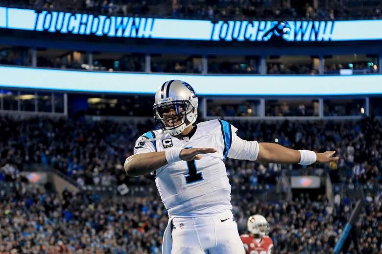 Cam Newton, Super Bowl 50 spread, line, odds, over, under