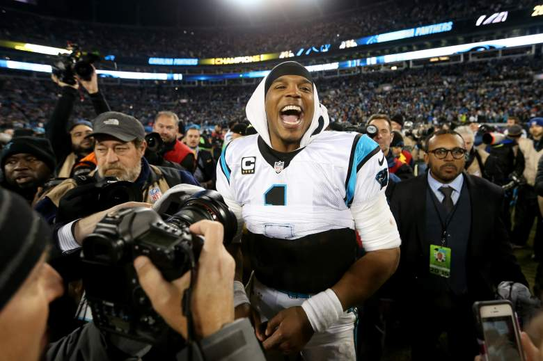 Cam Newton, Panthers Broncos spread, Super Bowl 50 pick