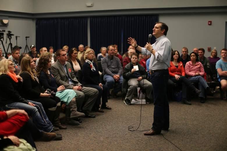 Ted Cruz polls, Ted Cruz Iowa, Ted Cruz New Hampshire