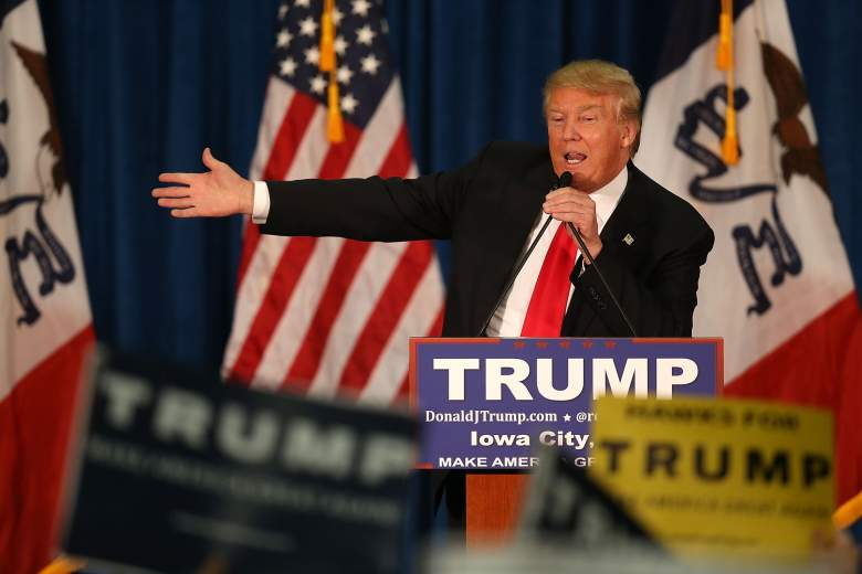 Donald Trump polls, Donald Trump Iowa, Donald Trump New Hampshire